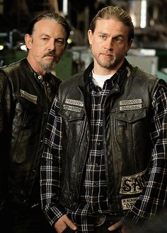 Love Love these 2 men!!!;-)