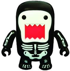 Amazon.com: Domo 7 Limited Edition Qee: Skeleton: Toys & Games