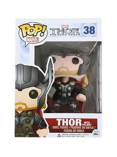 Funko-Thor-2-The-Dark-World-POP-Thor-with-Helmet-Exclusive-Variant-0 15.50$