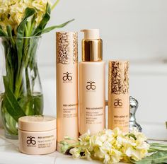 The Essentials... RE9 Anti Aging for the healthiest, youngest & most vibrant skin ever. www.nataliescott.arbonne.com