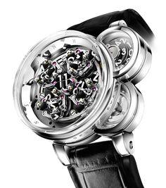 Harry Winston Opus Eleven watch.