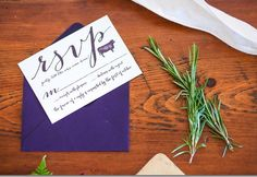 Stylish Stationery: The Top Wedding Invitation Trends for 2017,  Fauquier Springs Country Club - Blog