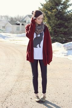 [Chictopia] Everything minus the scarf <3