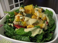 I don't think it's any great secret at this point that I love salad. I've shared countless favorite recipes with you here at CR, which fall into numerous categories. There are the kale salads, ranging from my basic massaged kale salad, to the Gena Divine (inspired by Sun in Bloom's Bella Divine) and the newly...