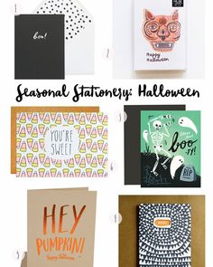 Check out Oh So Beautiful Paper's Halloween card round up. It's always a treat.  by thesocialtype