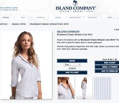 Island Company feature outfit on the blog today!