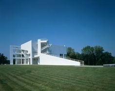AD Classics: The Atheneum / Richard Meier & Partners Architects | ArchDaily