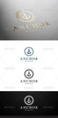 Anchor Marine Logo