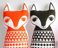 Jane Foster Blog, stuffed fox 2x