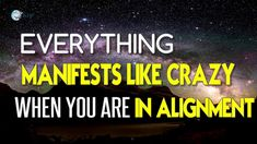Abraham Hicks 2017 - Everything manifests like crazy when you are in alignment - YouTube