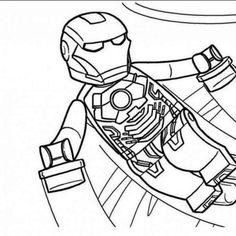 Lego Iron Man Coloring Sheets Lego Coloring Pages Superhero Coloring Pages Lego Iron Man