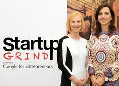 Deborah Bussieré (EY) & Beth Comstock (GE) at Startup Grind Greenwich Powered By Google, Events