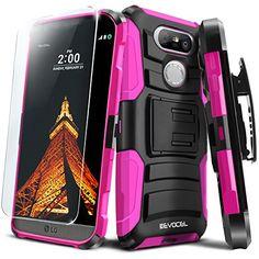 Evocel® LG G5 [Generation Series] Rugged Holster [Kicksta... https://www.amazon.com/dp/B01D0II582/ref=cm_sw_r_pi_dp_2pdBxbR6MFK5A
