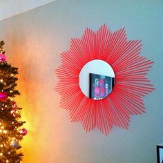 diy starburst mirrors - Google Search