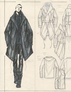 Illustration & Design by Otis Alunmi   Otis Fashion