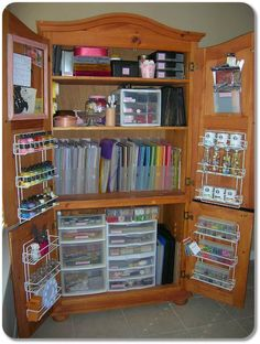 tv armoire repurposed - Google Search