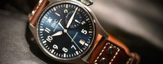 SIHH 2016 - Hands-on with the new IWC Big Pilot's Watch Edition 'Le Petit Prince' ref. IW500916 - Live pics & price - Monochrome Watches