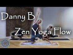 Danny B Zen Yoga Workout, Live at Yogaraj - Heart Alchemy Yoga YouTube