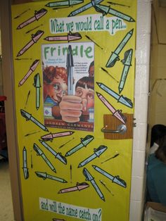 Rochester Community Schools - March Is Reading Month Door Decorating