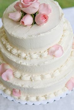 My Wedding Cake by moxlux, via Flickr