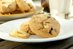 Peanut Butter Chocolate and Banana Chip Cookies | Tasty Kitchen: A Happy Recipe Community!