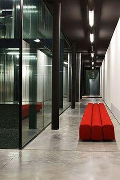 Our #FridayFavorite this week: the Osaka Sofa from LaCividina #sofas #pierrepaulin #lacividina #hauteliving #chicago