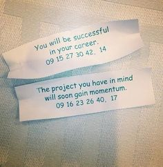 fortune cookie leader - Google Search