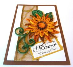Dzień Matki  #MotherDay #cards #quilling #paperfiligree