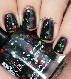 KBShimmer: Winter 2013 Blogger Collection - Strung Out