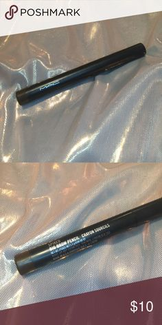 MAC Big Brow Pencil: Spiked Great for darker shades. Only used a few times and has been cleaned. (*Ask for swatches*) MAC Cosmetics Makeup Eyebrow Filler