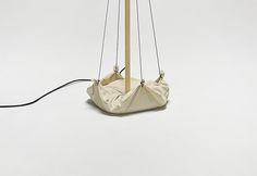 sandbag buoy lamp designed by karl frederik scholz