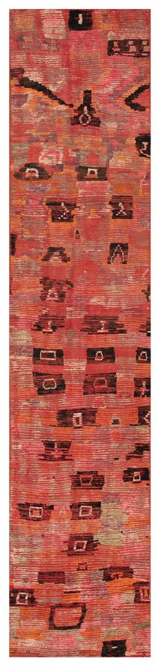 Vintage Moroccan Oriental Rug (via Janice Stadelmann-Elder)