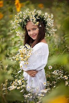 ~ Girl in the Meadow ~