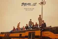 #PENTAGON 5th Mini Album [#DEMO_02]  Concept Image 1  #펜타곤 #comeback