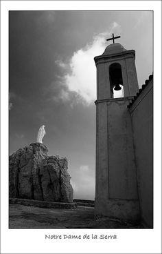 Notre Dame de la Serra, Calvi, Korsika