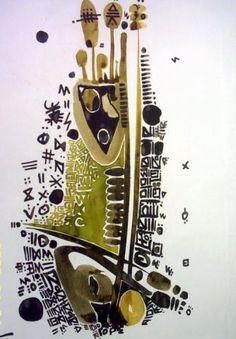 Housti Mohammed - Moroccan Artist