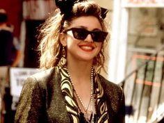 At 16 I worshipped Madonna in 'Desperately Seeking Susan'