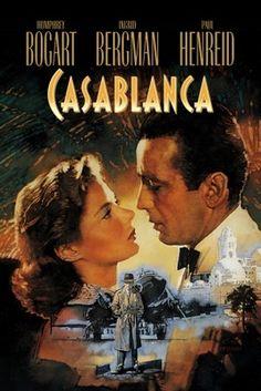 Casablanca (1942) movie #poster, #tshirt, #mousepad, #movieposters2