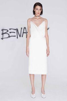 #whitedress #thatwrapdress #ss16 #bevza #whiteconcept #ukrainiandesigner   bevza.com
