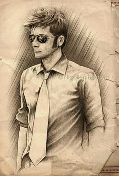 I'm totally gonna draw this!!! #10 #tennant