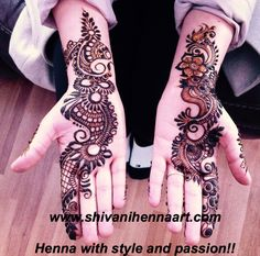 For the booking questions, please email us on ✉️shivanihennaart@gmail.com… Mehandhi Designs, Henna Designs Easy, Beautiful Henna Designs, Beautiful Mehndi, Arabic Mehndi Designs, Henna Tattoo Designs, Henna Tattoos, Rangoli Designs, Mehandi Henna