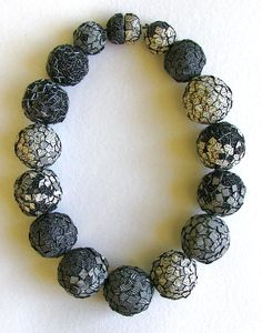 Google Image Result for http://polymerartarchive.com/wp-content/fordforlano97-big-bead-b-and-w-necklace.jpg