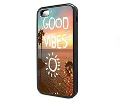Iphone 5C Case for Girls Boys Popular Good Vibes Beach Surf Quote Hipster Indie Boho Fashion Cover Skin Mobile Phone Accessory Teens MonoThings http://www.amazon.com/dp/B011U1OIG4/ref=cm_sw_r_pi_dp_FJrTvb0WKKZMK