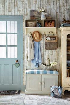 Идеи дизайна прихожей (коридора). 52 фото интерьера - Сундук идей для вашего дома - интерьеры, дома, дизайнерские вещи для дома