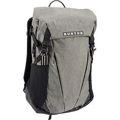 Burton Spruce Backpack Pelican Grey * You can get more details by clicking on the image-affiliate link. #RidingAccessories