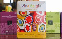 The Reverse Wine Snob: The Best Box Wines - Vina Borgia Garnacha 2013. A beauty of a box from Bodegas Borsao. 100% Garnacha from Campo de Borja, Aragon, Spain.  http://www.reversewinesnob.com/2014/10/the-best-box-wines-vina-borgia-garnacha.html #wine #winelover