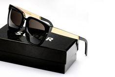 Free Shipping Newset 2014 Fashion Designer Frames sunglasses Women Super Black  Gold cool jackets glasses men Sunglasses 1216
