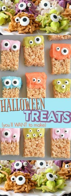 In this roundup, I'm going to show you several different types of  easy and fun Halloween recipes you can make for your party or get together  or just for hanging out at home! #halloween #happyhalloween  #trickortreat #halloweenparty #halloweenfun #crafts #craftideas #DIY  #halloweenDIY #halloweencraft #pumpkin