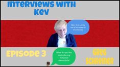 Interviews with Kev Episode Three-Greg Schreiner Episode 3, Corporate Events, The Creator, Interview, Hollywood, Costume, Songs, Corporate Events Decor, Costumes