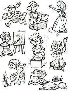 Kindergarten, In This Moment, Comics, Wallpaper, Image, Adele, Ideas, Historia, Kindergartens